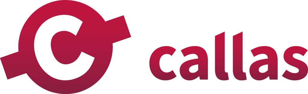 callas software logo